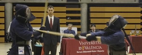 La Universitat organiza desde mañana la novena edición del Open de Kendo