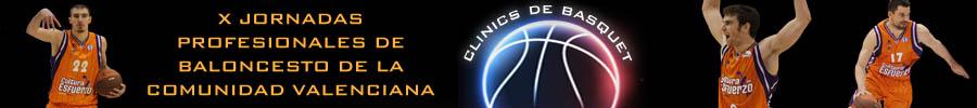 X Jornadas de Baloncesto de la Comunidad Valenciana