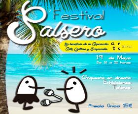 Éxito de participación en el I Festival Salsero