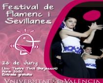I Festival de Flamenc i Sevillanes