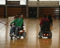 Exhibición deportes paralímpicos