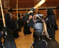 Open y Clínic de Kendo