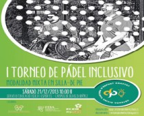 I Torneo de pádel inclusivo