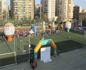 Presentada la II Carrera Popular Universitat de València – SEF