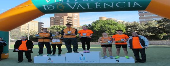 La carrera de la Universitat de València reúne a un total de seis mil atletas