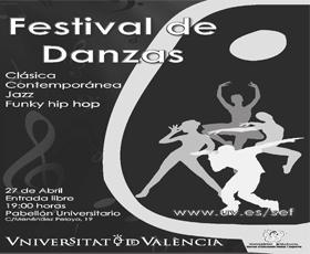 Éxito de participación en el I Festival de Danzas