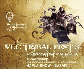 Éxito de participación en el III VLC Tribal Fest