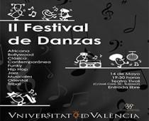 II Festival de Danzas