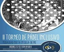 II Torneo de Pádel Inclusivo