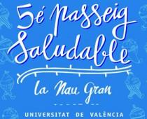 V Paseo Saludable/La Nau