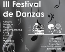 III Festival de Danzas