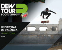 Dew Tour Bootcamp