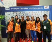 Europeo Judo 2015