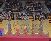 Entrega Trofeos CI
