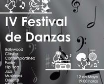 IV Festival de Danzas UV
